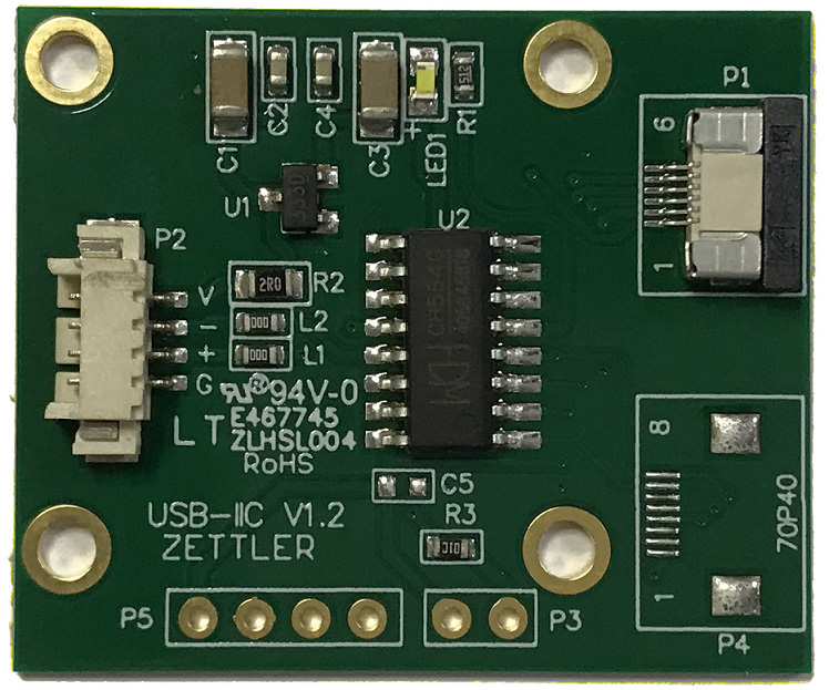 Product Picture: ZEDP0500D19