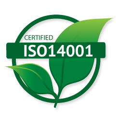 az displays iso14001