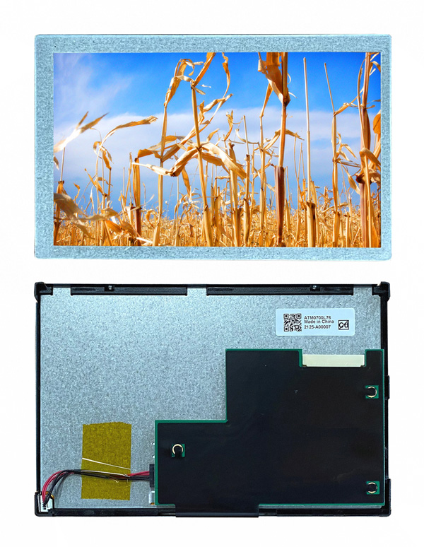 ZETTLER Displays ATM1025L1-CT IPS LCD with PCAP touch